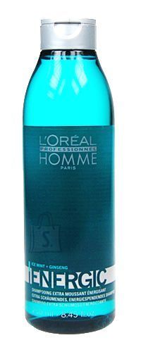 L´Oreal Paris Homme Energic šampoon 250 ml