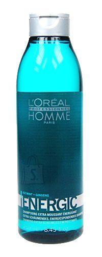 L´Oreal Paris Homme Energic šampoon 750ml