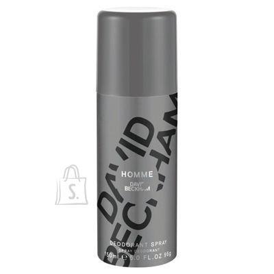 David Beckham Homme 150ml meeste spray deodorant