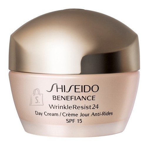 Shiseido Benefiance Wrinkle Resist 24 päevakreem 50 ml