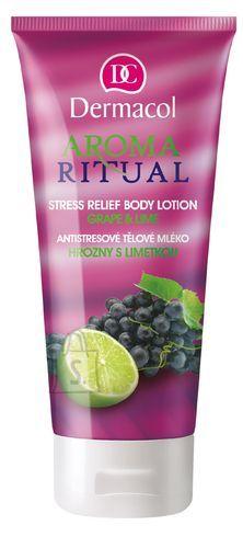 Dermacol Aroma Ritual Body Lotion Grape&Lime ihupiim 250 ml
