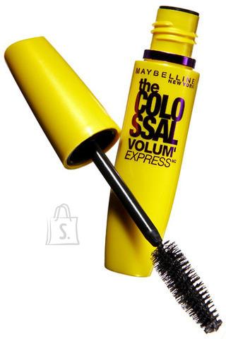 Maybelline Colossal Volum Black ripsmetušš 10.7 ml must