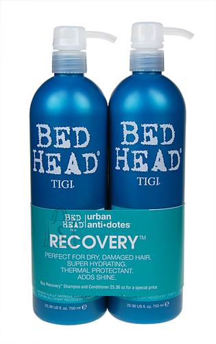 Tigi Bed Head Recovery šampoon+palsam 1500 ml