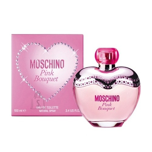 Moschino Pink Bouquet 50ml naiste tualettvesi EdT