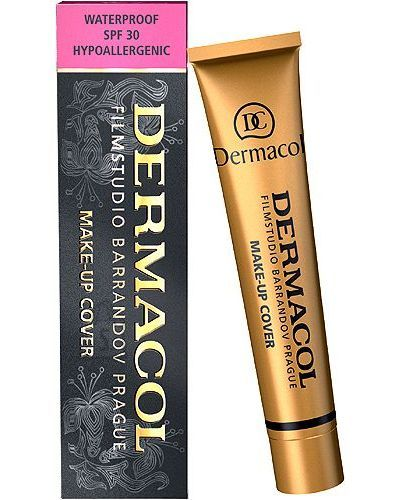 Dermacol Make-Up Cover 208 jumestuskreem 30g