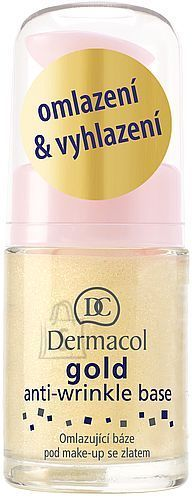 Dermacol Gold Anti-Wrinkle Base meigiaaluskreem 15 ml