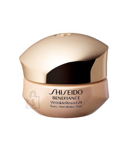 Shiseido BENEFIANCE Wrinkle Resist 24 silmaümbruse kreem 15 ml
