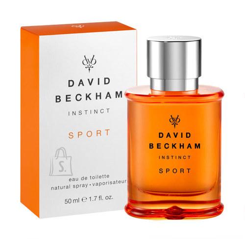 David Beckham Instinct Sport meeste tualettvesi EdT 50ml