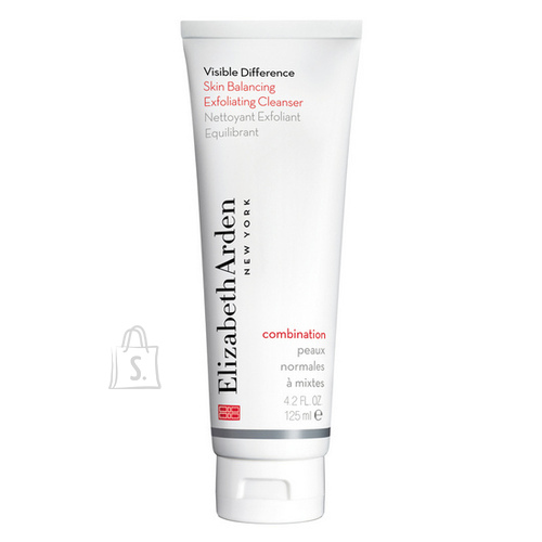 Elizabeth Arden Visible Difference Skin Balancing Cleanser puhastuskreem 125 ml