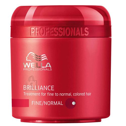 Wella Brilliance Mask Normal Hair 500ml