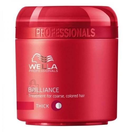 Wella Brilliance Mask paksudele juustele 150 ml