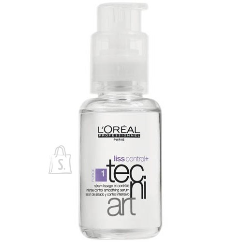 L´Oreal Paris Tecni Art Liss Control+ läikeseerum 50 ml