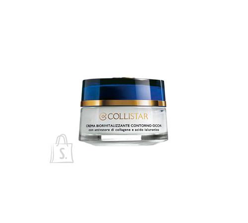 Collistar Biorevitalizing Eye Contour Cream silmaümbruse kreem 15 ml