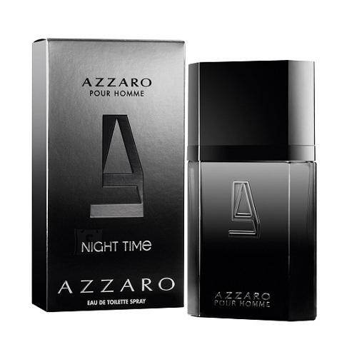 Azzaro Pour Homme Night Time meeste tualettvesi EdT 100ml