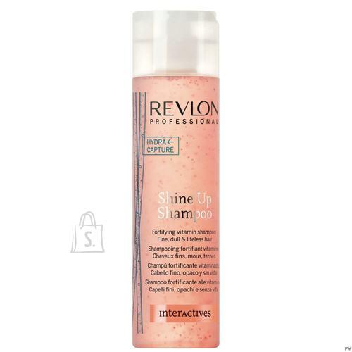 Revlon Interactives Shine Up Shampoo COSMETIC (250ml)