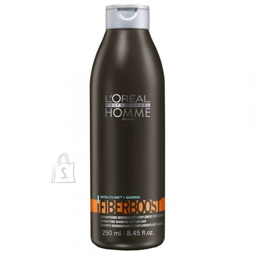 L´Oreal Paris Homme Fiberboost šampoon 250ml