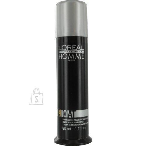 L´Oreal Paris Homme Mat Pommade juuksekreem 80 ml