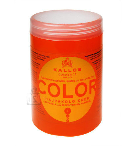 Kallos Color juuksemask 1000ml