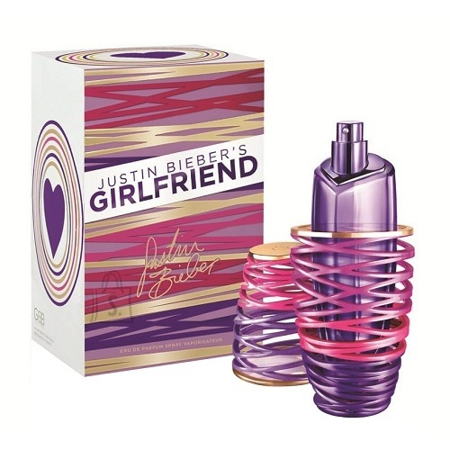 Justin Bieber Girlfriend 50ml naiste parfüümvesi EdP