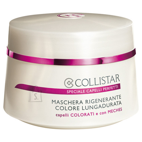 Collistar Regenerating Colour juuksemask 200 ml