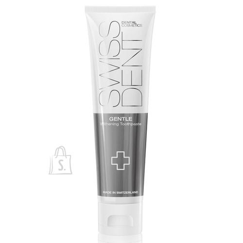 Swissdent Gentle Whitening Toothpaste hambapasta 100 ml