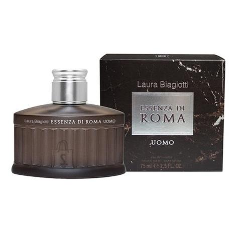 Laura Biagiotti Essenza di Roma Uomo 125ml meeste tualettvesi EdT