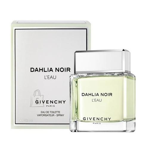 Givenchy Dahlia Noir L´Eau tualettvesi naistele EdT 50ml
