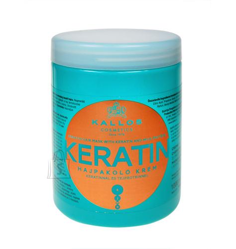 Kallos Cosmetics Keratin juuksemask 1000 ml