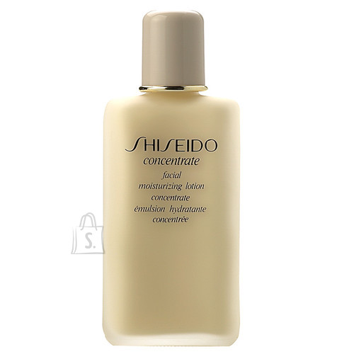 Shiseido Concentrate Facial Moisturizing Lotion näoemulsioon 100 ml