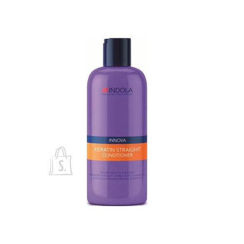Indola Innova Keratin Straight Conditioner juuksepalsam 250 ml