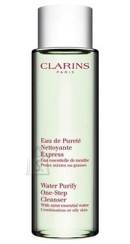 Clarins Water Purify One Step Cleanser näovesi 200 ml