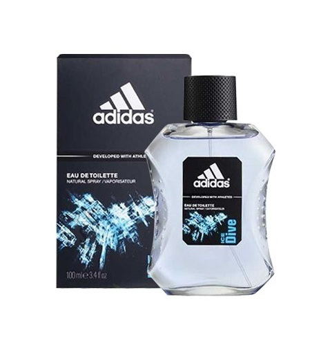 Adidas Ice Dive meeste tualettvesi EdT 100 ml
