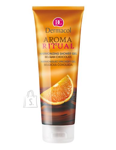 Dermacol Aroma Ritual Belgian Chocolate dušigeel 250 ml