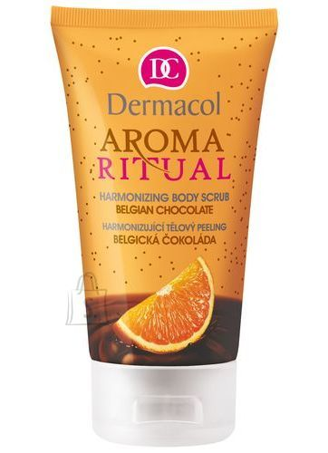 Dermacol Aroma Ritual Harmonizing Body Scrub Belgian Choco ihupiim 150 ml
