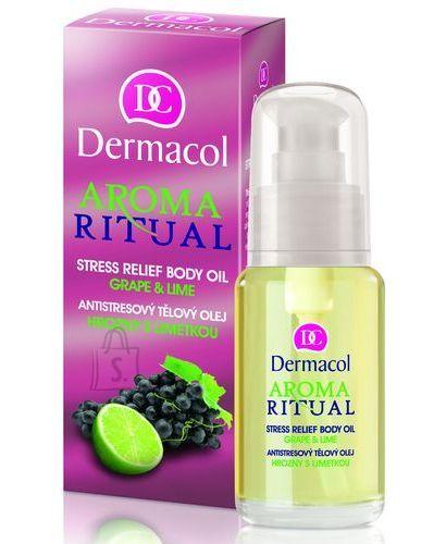 Dermacol Aroma Ritual Body Oil Grape&Lime kehaõli 50 ml
