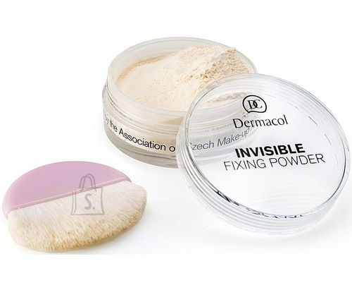 Dermacol Invisible Fixing Powder Natural tolmupuuder 13g