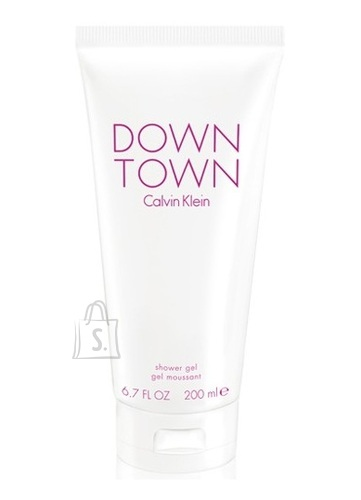 Calvin Klein Downtown kehakreem 200 ml