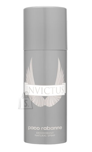 Paco Rabanne Invictus 150 ml meeste spray deodorant