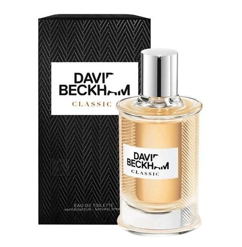 David Beckham Classic 60ml meeste tualettvesi EdT