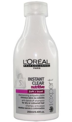 L´Oreal Paris Expert Instant Clear Nutritive šampoon 250 ml