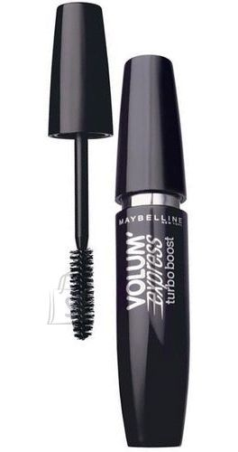 Maybelline Volum Express Turbo ripsmetušš 8.5 ml must