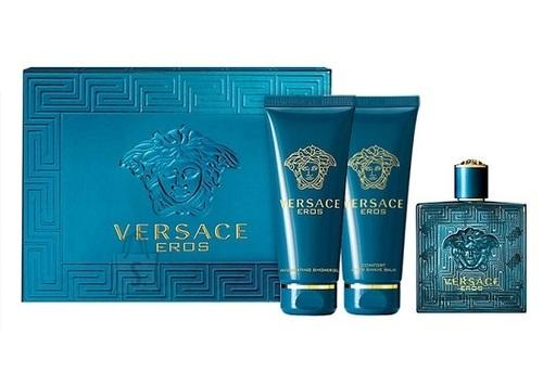 Versace Eros 150ml meeste lõhnakomplekt