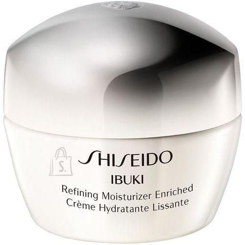 Shiseido Ibuki Refining Moisturizer Enriched näokreem 50 ml