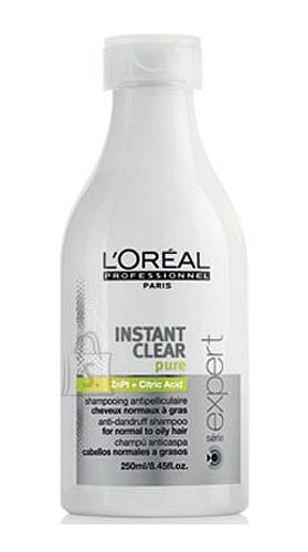 L´Oreal Paris Expert Instant Clear Pure šampoon 250 ml