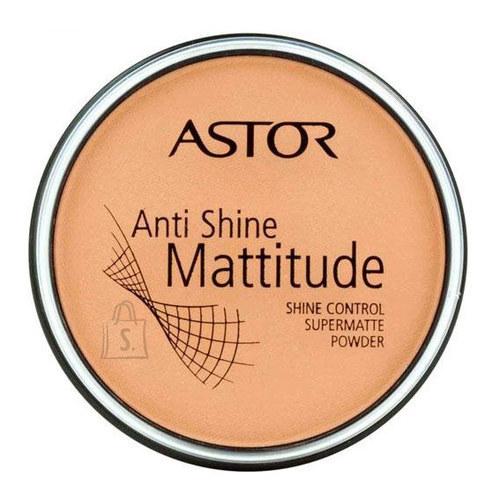 Astor Anti Shine Mattitude kivipuuder Nude Beige 14 g