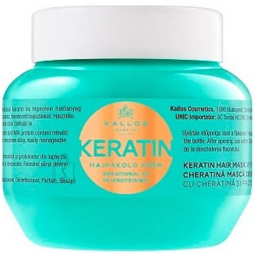 Kallos Keratin juuksemask 275 ml