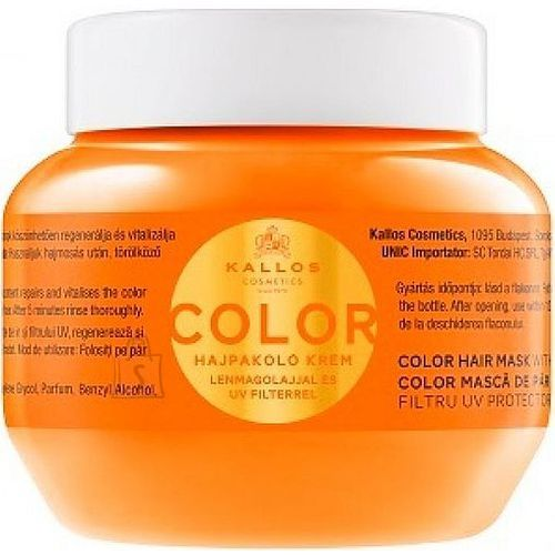 Kallos Color juuksemask 275 ml