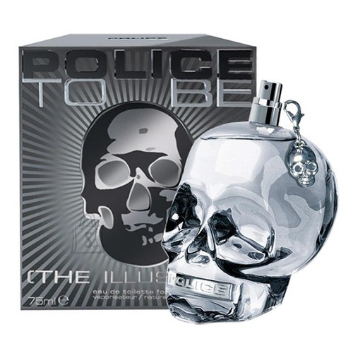 Police To Be The Illusionist 125ml meeste tualettvesi EdT