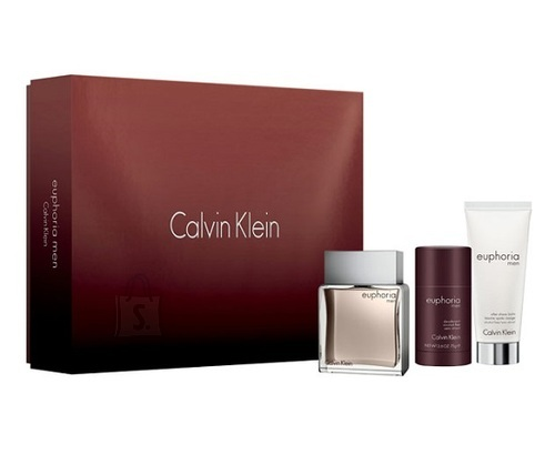 Calvin Klein Euphoria lõhnakomplekt meestele EdT 275ml