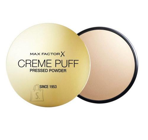 Max Factor Creme Puff Pressed kivipuuder Natural 21 g